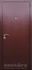 Дверь металлическая Берлога СБ-1 - www.cever.ru