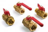 Запорная арматура (газ, вода) - www.cever.ru