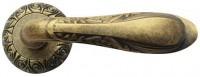Ручка дверная BUSSARE CASTELO А-71-20 античная латунь - www.cever.ru