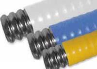 Труба гофрированная нержавеющая с полиэтиленовым покрытием Ф 15 - www.cever.ru