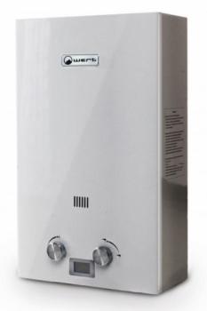 Газовый водонагреватель WERT 10EG белый - www.cever.ru