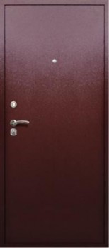 Дверь металлическая Берлога СБ-3 - www.cever.ru