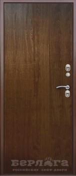 Дверь металлическая Берлога Термо Дуб тёмный - www.cever.ru